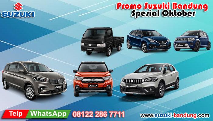 Promo Suzuki Bandung Spesial Oktober