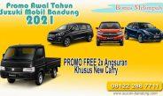 Promo Awal Tahun Suzuki Mobil Bandung 2021