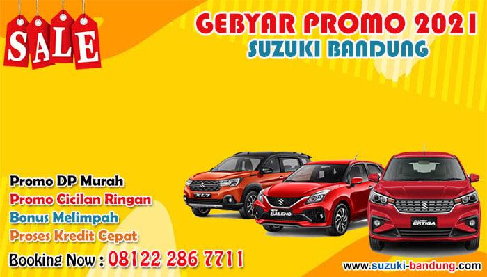 Gebyar Promo 2021 Suzuki Bandung
