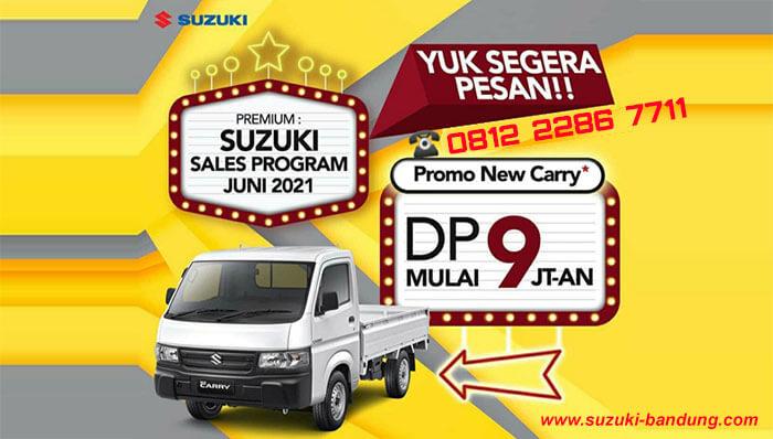 Promo Suzuki Pickup Bandung 2021
