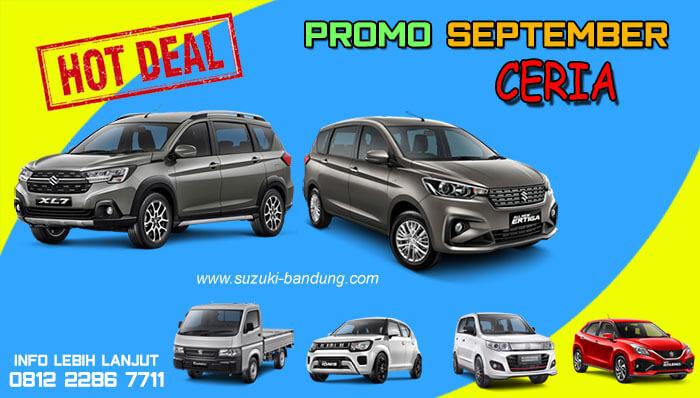 Promo September Ceria Suzuki Bandung 2021